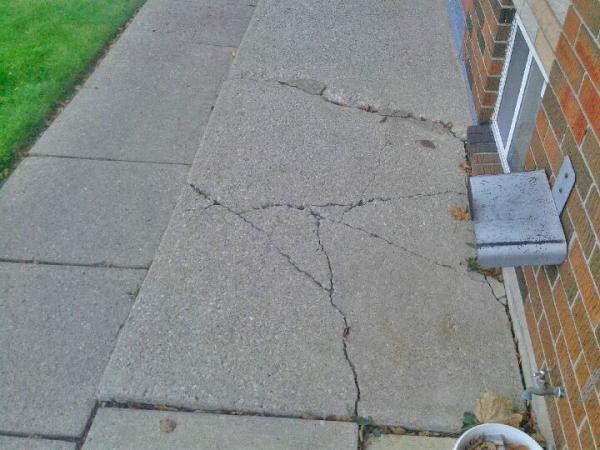 Slab Repair Will This Work Doityourself Com Community