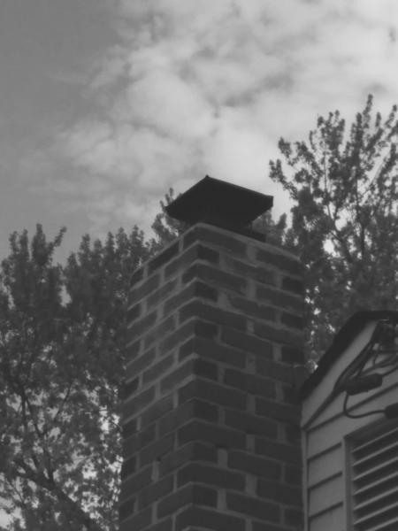 Fixing Cinder Block Chimney : Cracks in chimney bricks repair or replace