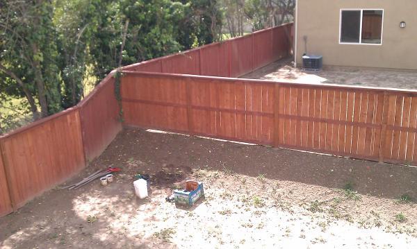 How do i end my retaining wall for Slump block construction