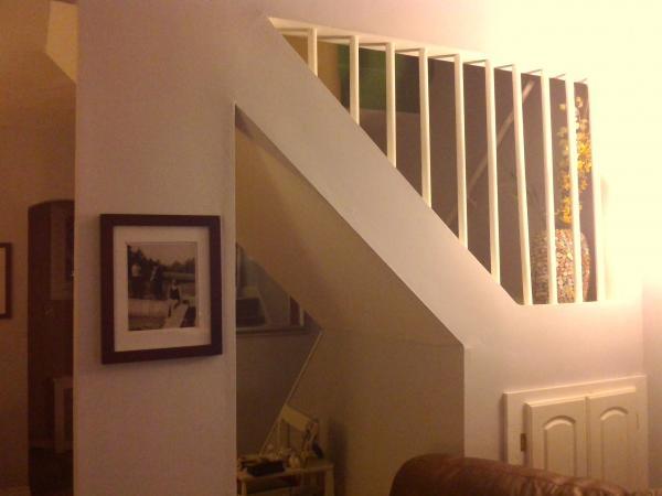 basement stair landing ideas online image arcade