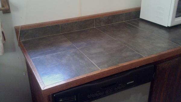Bathroom Vanity Counter Top Replacement - DoItYourself.com ...