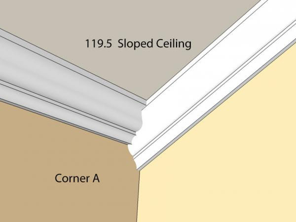 How To Put Crown Molding On Vaulted Ceiling Integralbook Com