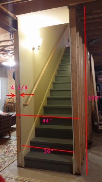 interior basement doors