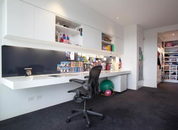 Do It Yourself Home Design: Custom Desk Design And Fabrication Advice Needed