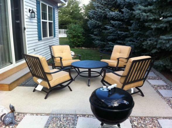 Ideas For Small Backyard Patio Doityourself Com