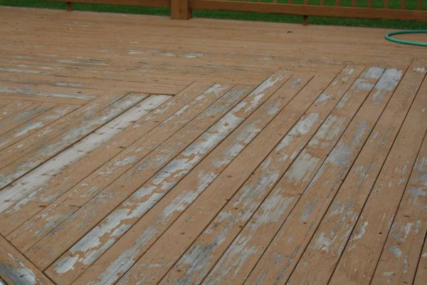 Deck Refinishing Suggestions Please Doityourself Com