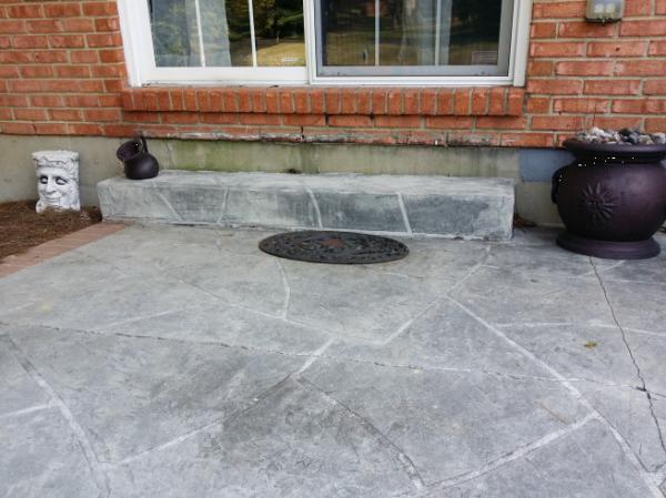 Deck Over Concrete Patio Community Forums