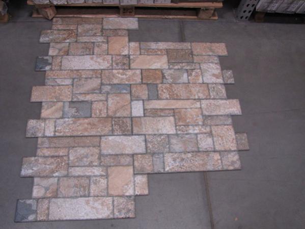 Tiling Outdoor Concrete Patio Help Please