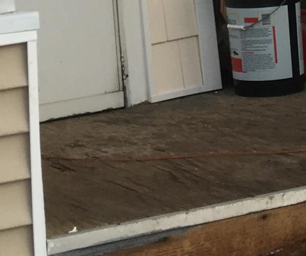 Porch Flooring Dilemma Community Forums