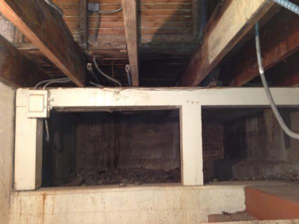 Old House Bathroom Remodel