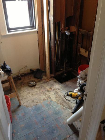 tricky 1860s bathroom redo community forums. Black Bedroom Furniture Sets. Home Design Ideas