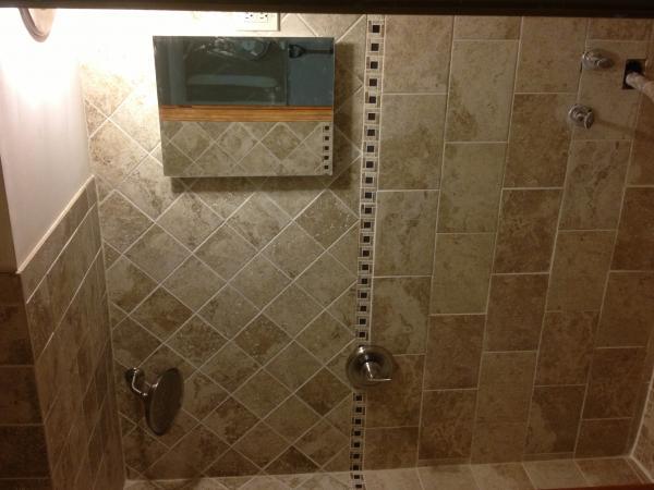 Shower Faucet Knob Sticks Out To Far Doityourself Com Community