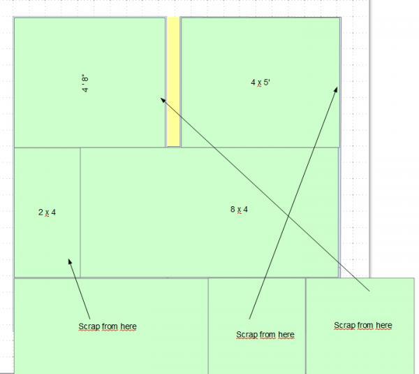 Replacing Subfloor/underlayment