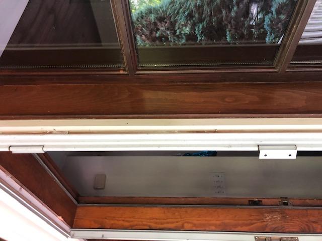 Removing Storm Door Frame
