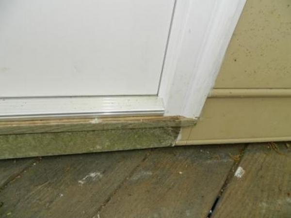 Improper Patio Door Install Doityourself Com Community