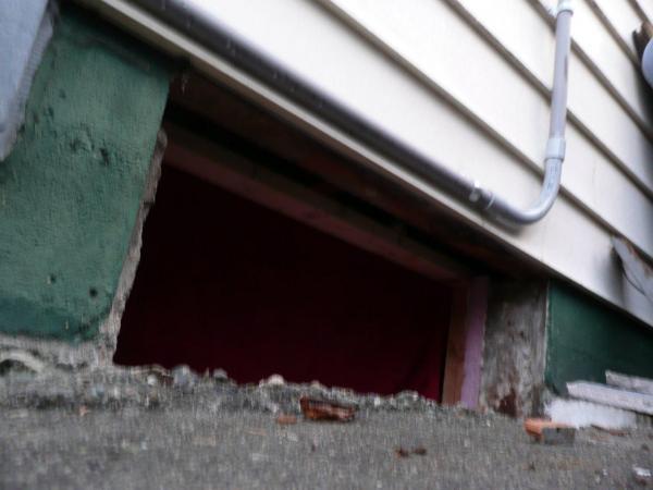 basement window installation community forums
