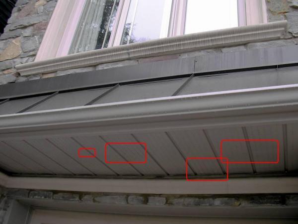Window Top Leaks At Windy Rain Doityourself Com