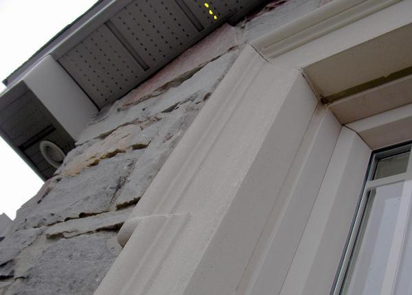 window top leaks at windy rain