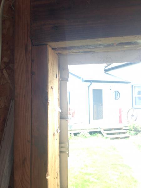 Replacing Exterior Door Vinyl Siding Troubles