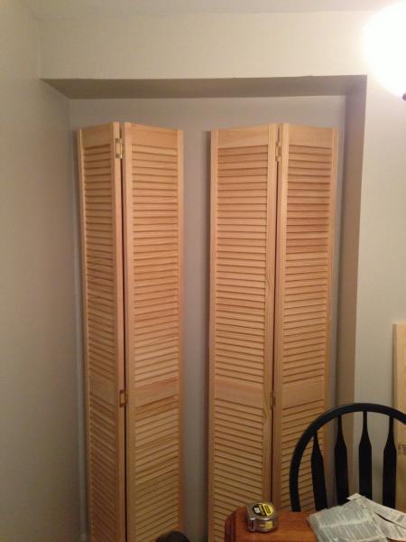 Bifold Doors Opening Too Tall Doityourself Com
