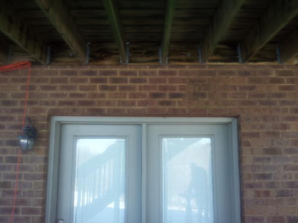 Problem With Water Coming Through Door Or Around Jamb