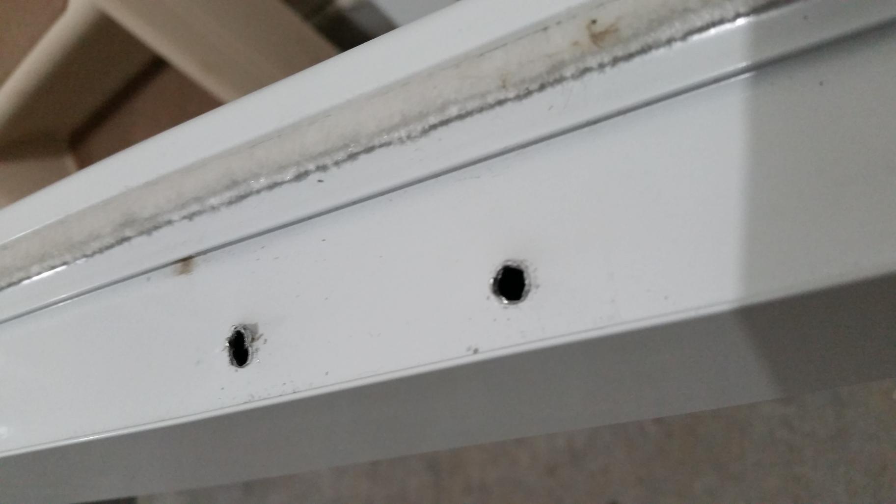 Storm Door Screws Stripped Now What Doityourself Community