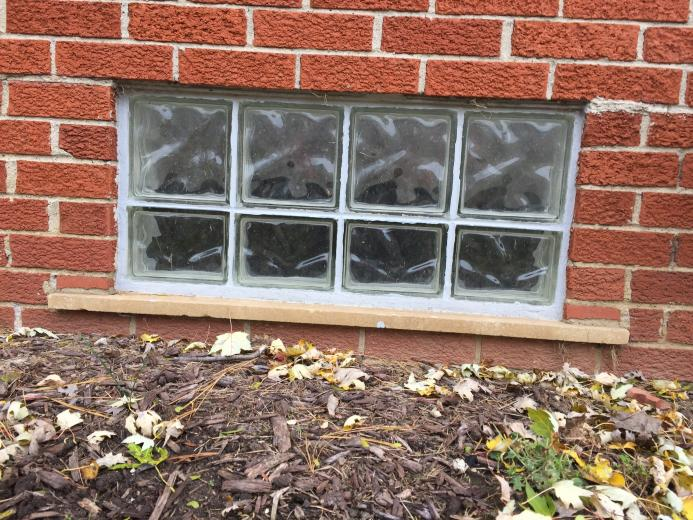 basement block windows metal frame thank you and appreciate any suggestionshelp condensation on basement glass block windows doityourselfcom