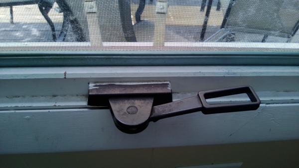 Casement Window Need Replacement Lever Doityourself Com
