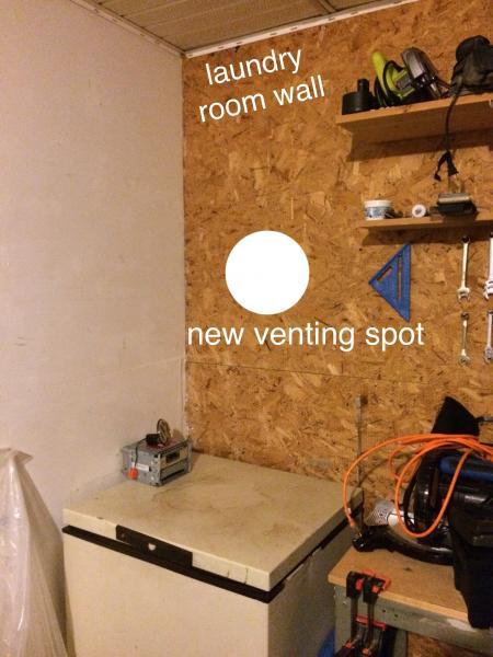 Venting A Clothes Dryer Into A Garage Doityourself Com