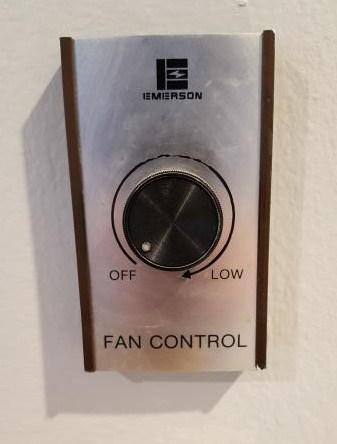 Emerson whole house fan- WHF 1136 - DoItYourself com