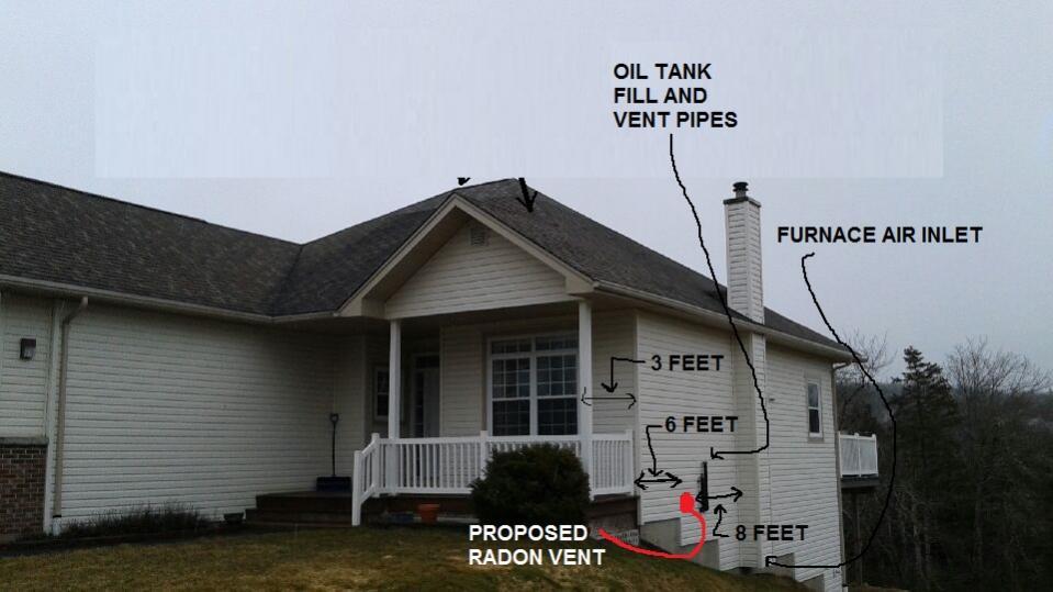 Radon Gas Mitigation System Doityourself Com Community