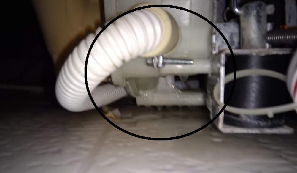 Leaky Ge Nautilus Dishwasher Doityourself Com Community