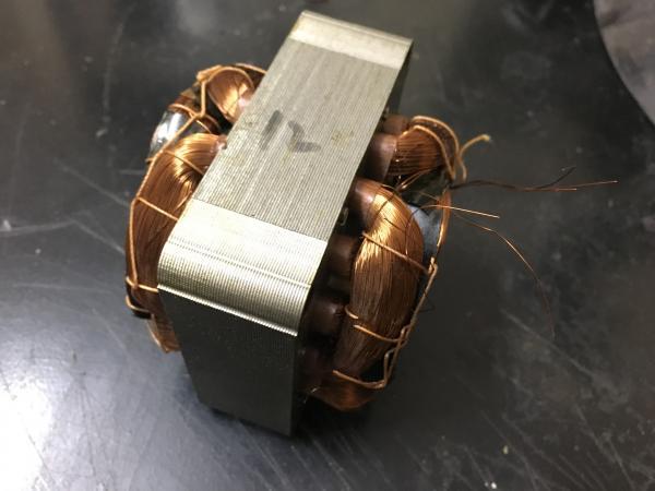 Table Fan Motor Wiring
