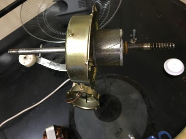 Table Fan Motor wiring - DoItYourself.com Community Forums