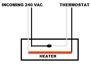 D Wiring Volt Baseboard Heater Wall Mounted Thermostat Heat on double pole thermostat wiring baseboard heater
