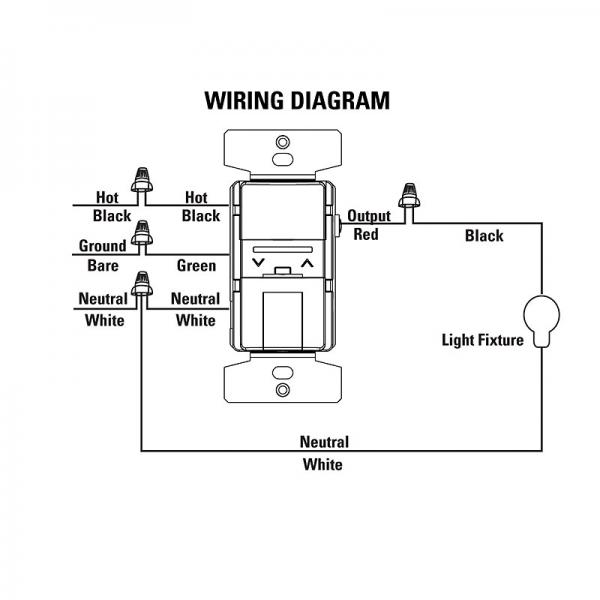 Cooper Dimmer Switch Diagram - Wire Data Schema •