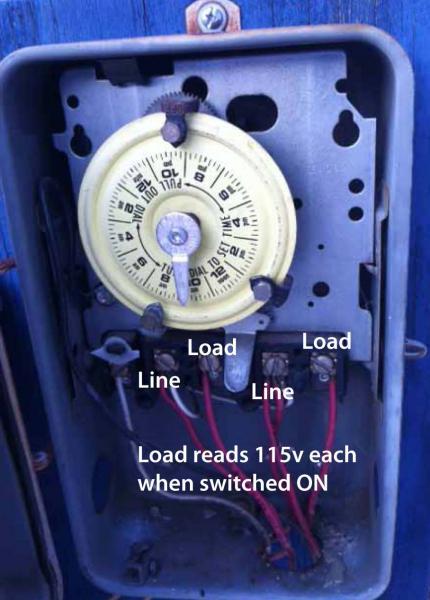 D Pool Motor Wiring Timer on 12 Volt Dc Wiring Circuit