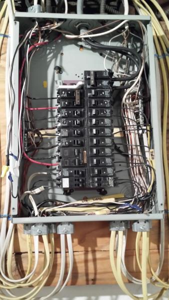 how to wire baseboard heaters to fuse box? doityourself com How To Wire Fuse Box how to wire baseboard heaters to fuse box? how to wire fuse box