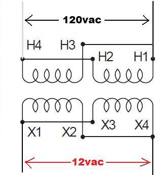 120v isolation transformer wiring diagram 12v to 120v transformer wiring diagram isolation transformer wiring question - doityourself.com ... #10