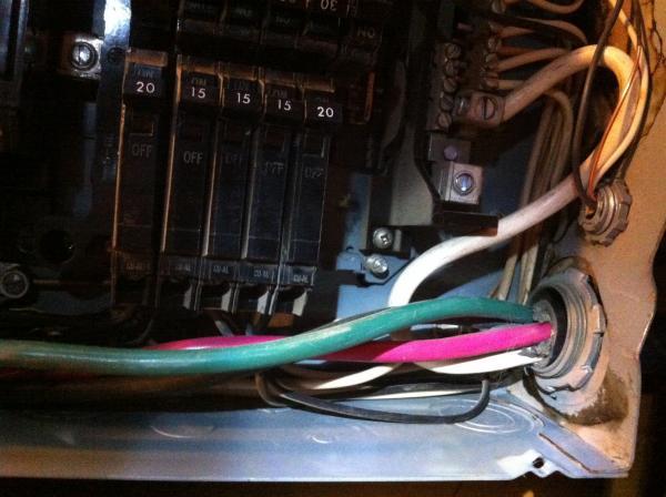 Pleasant Help Identifying Copper And Aluminum In Older Breaker Box Wiring Digital Resources Attrlexorcompassionincorg