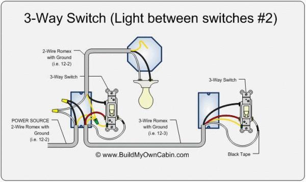 3 way lighting wiring diagram 3 image wiring diagram very uncommon 3 way light circuit doityourself com community on 3 way lighting wiring diagram