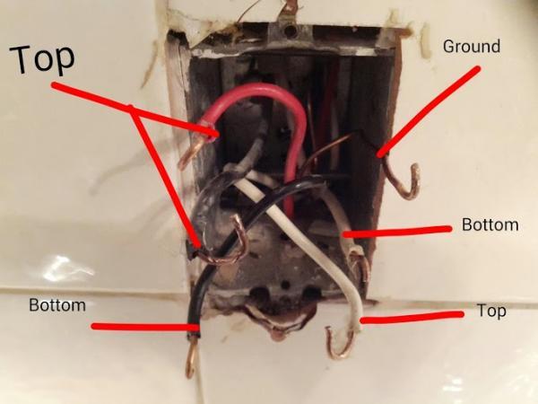 split wiring short circuit doityourself com community forums rh doityourself com wiring short circuit tester electrical short circuit fire