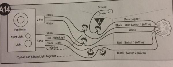Bathroom Light Fan Wiring Diagram View Diagram