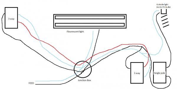 Basement Wiring Problem