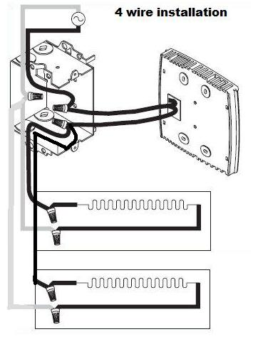 542211 Need Help Replacing Thermostat on ac wiring diagram