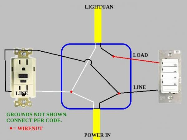 View All further Types Of Wiring Systems Electrical Wiring Methods moreover 72537 Design Your Own Home Wiring Layouts With These Basic Diagrams moreover P28 Vtec Wiring Diagram additionally Vfds Can Control Multiple Motors. on house fan wiring diagram