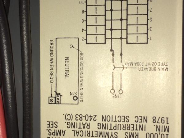 Name:  Grnd Bond screw location.jpg Views: 7130 Size:  36.4 KB