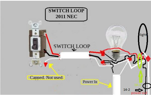 wiring in light switch diagram wiring image wiring wire single light switch diagram jodebal com on wiring in light switch diagram