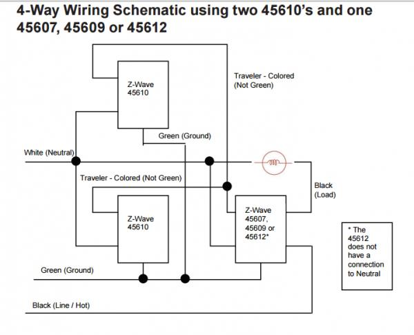 ge 12722 zwave and 12723 4way wiring doityourself com community 4 way wiring jpg views 4302 size 30 1 kb