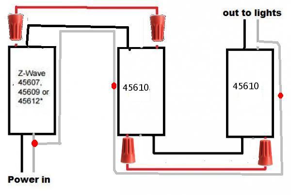 Micro Switch Wiring Diagram besides Z Wave Light Switch Wiring Three Way also GE Z Wave 4 Way Switch Wiring Diagram furthermore GE Z Wave 4 Way Switch Wiring Diagram additionally 3 Way Switch Wiring Diagram. on z wave wiring diagram